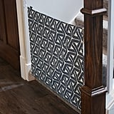 Canvas Baby Gate