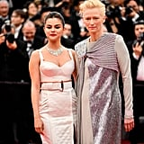 Selena Gomez and Tilda Swinton