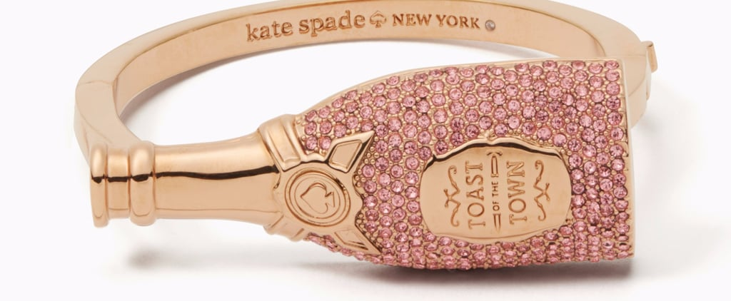 Let's Pop Bottles! Kate Spade's New Champagne Line Will Be on Your Holiday Wish List