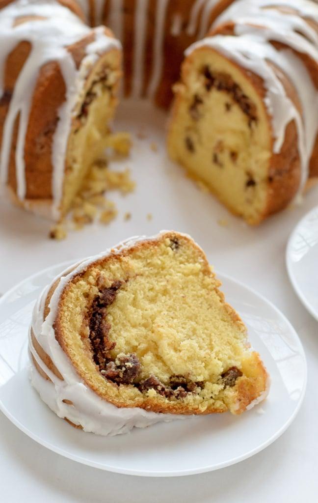 Rhubarb Bundt Coffee Cake Recipes