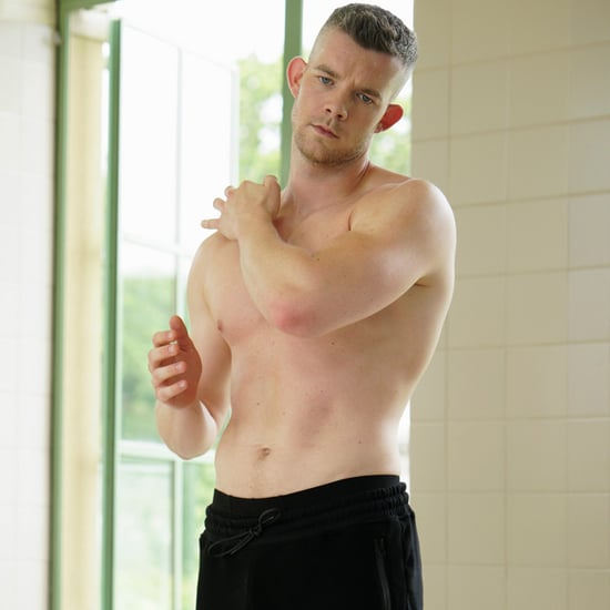 Quantico Season 2 Shirtless Pictures