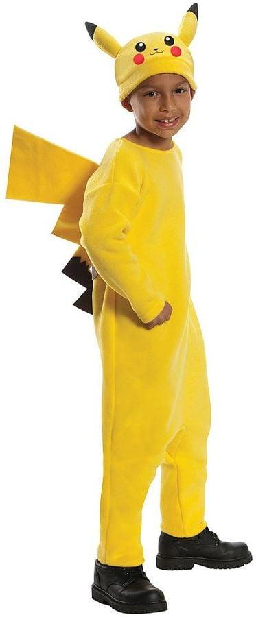 Pokemon Pikachu Costume
