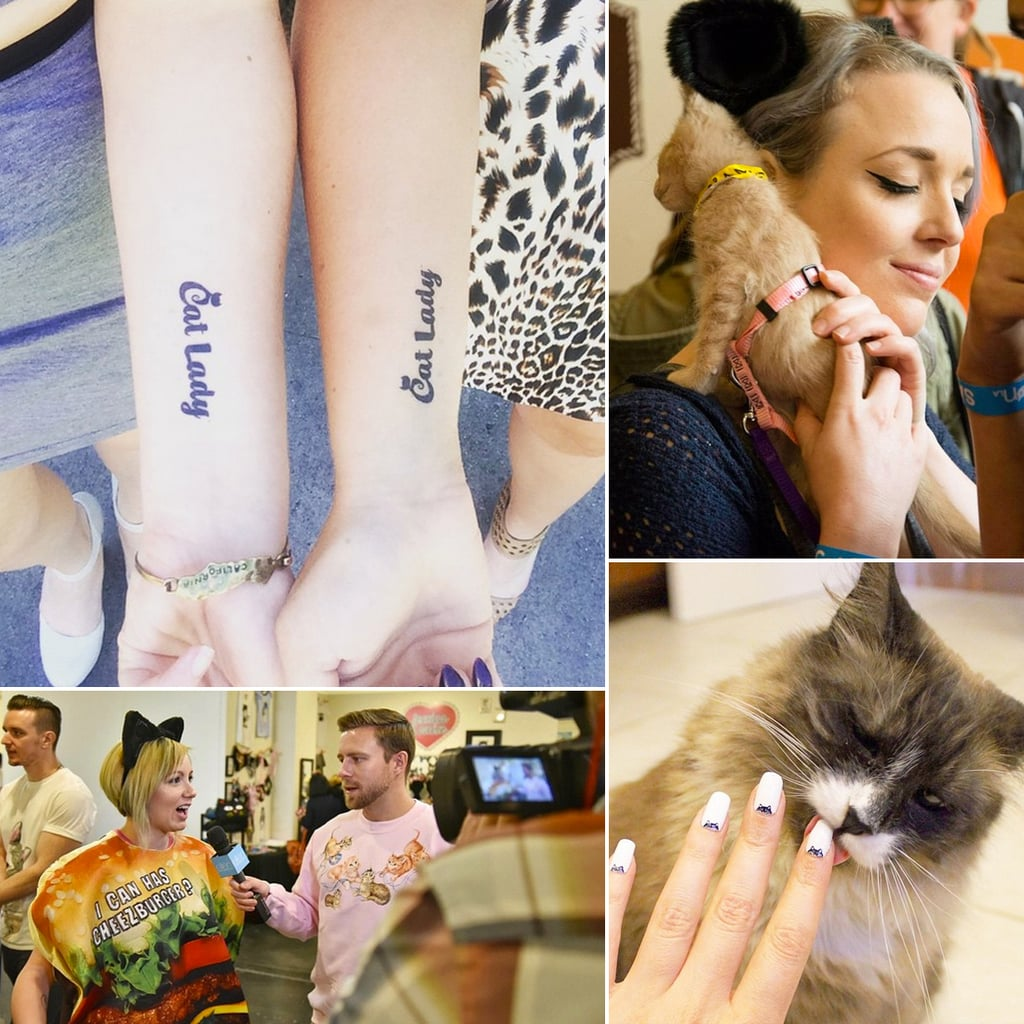 Definitive Proof That CatCon Is the Most Weirdly Wonderful Event on the Planet