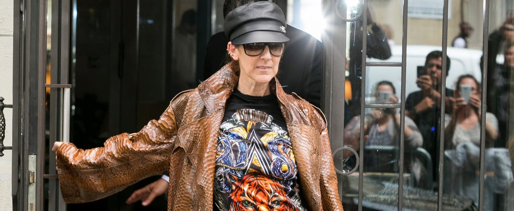 Celine Dion Wears These Off-the-Runway Looks Better Than the Models Do