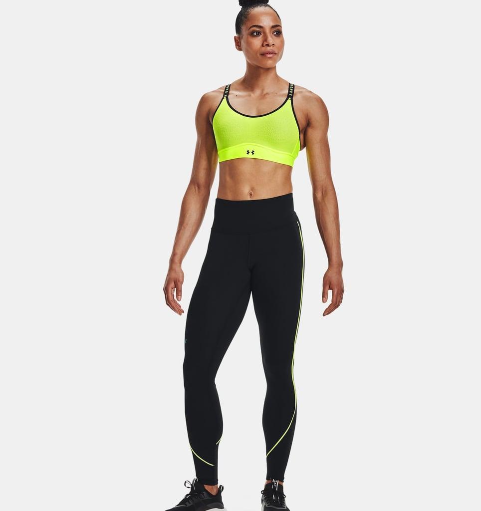 HeatGear® Mesh Pocket Full-Length Leggings