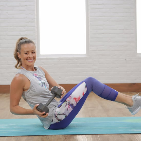 20-Minute Full-Body Workout With Weights