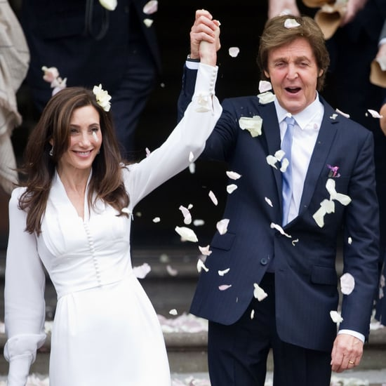 Pictures of Celebrity Weddings 2011