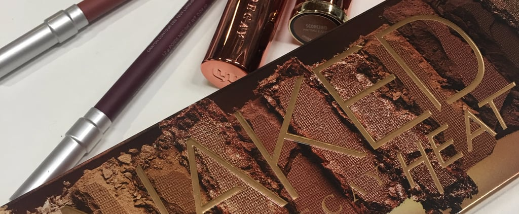 Prepare to Lust After Urban Decay's New Naked Heat Palette — Swatches Included!