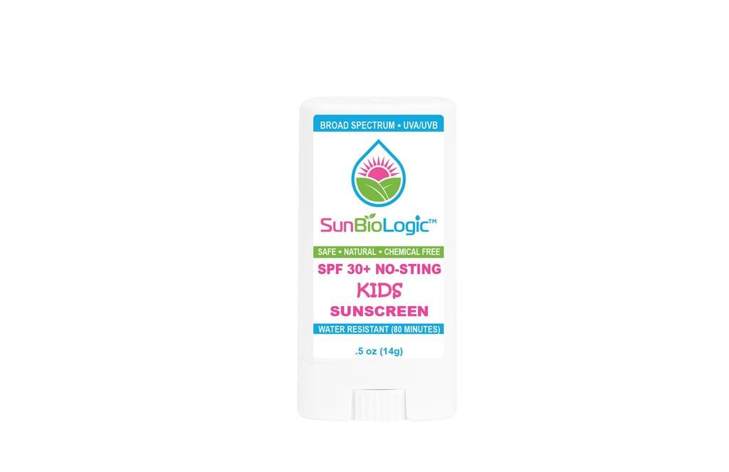 SunBioLogic Kids Sunscreen Stick, SPF 30+