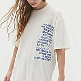 Truly Madly Deeply We Are One Oversized Tee