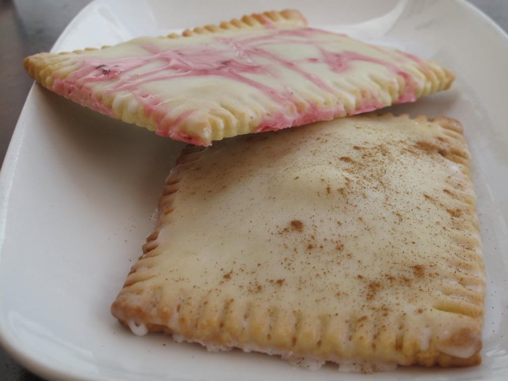 I toyed with the idea of ordering Epic's $40 prix fixe menu, an all-emcompassing three-course meal with drinks that begins with either a mimosa or bloody Mary, and ends with beignets. But when the kitchen sent out its latest creation — gargantuan house-made pop tarts — I knew I wouldn't be able to finish it all, so I opted for the a la carte menu instead.