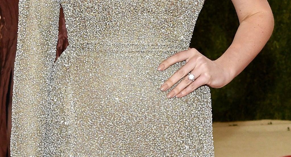 Kate Upton's Engagement Ring at Met Gala 2016