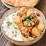 Slow-Cooker Red Curry Almond Chicken