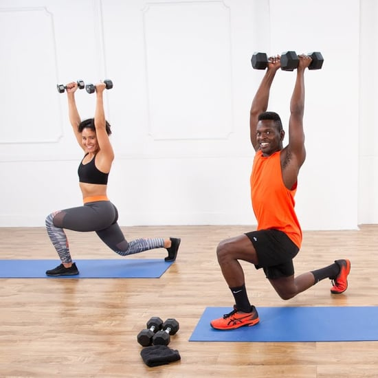 30-Minute Strength-Training Workout With Raneir Pollard