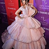 Cardi B at Rihanna's 5th Annual Diamond Ball in September