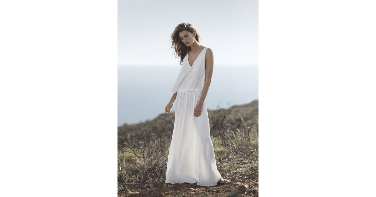 Mango Double-Layer Gown (£36)