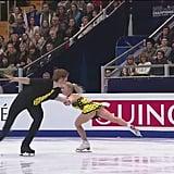 Tatiana Tarasova and Vladimir Morozov (Russia), free skate to Christina Aguilera medley