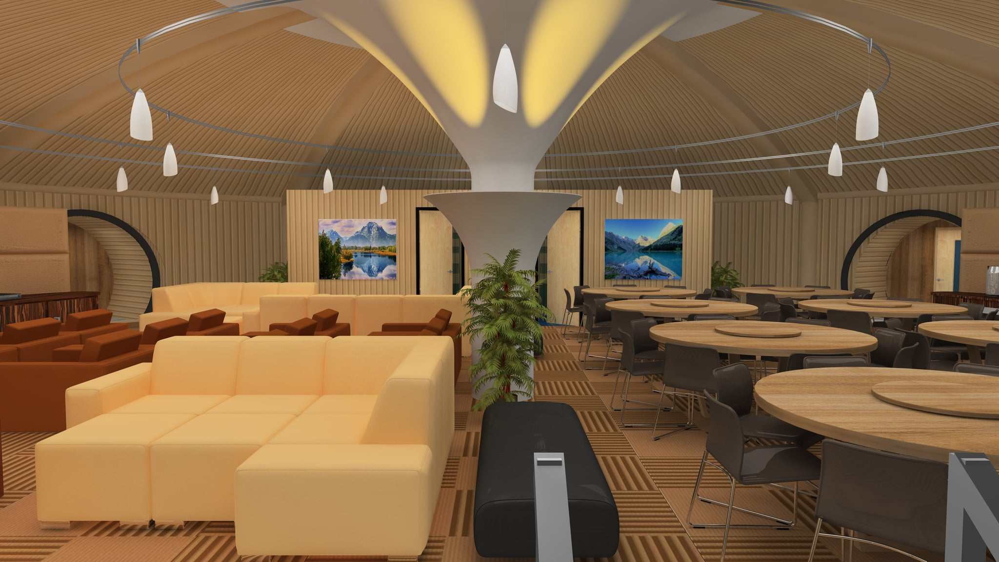 10 million dollar luxury doomsday bunker popsugar tech