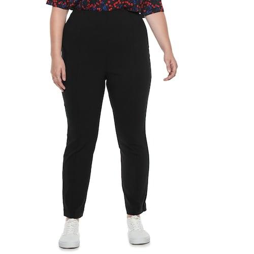 POPSUGAR Plus Size Essential Crop Pants