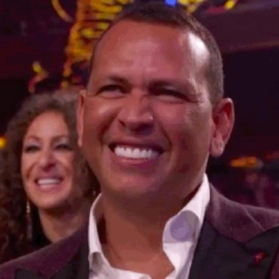 Alex Rodriguez's Reaction to Jennifer Lopez at the 2018 VMAs