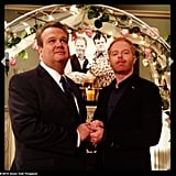 Does this mean we can expect a Modern Family wedding? Source: Jesse Tyler Ferguson on WhoSay