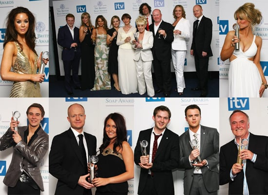 2008 Soap Awards — The Winners