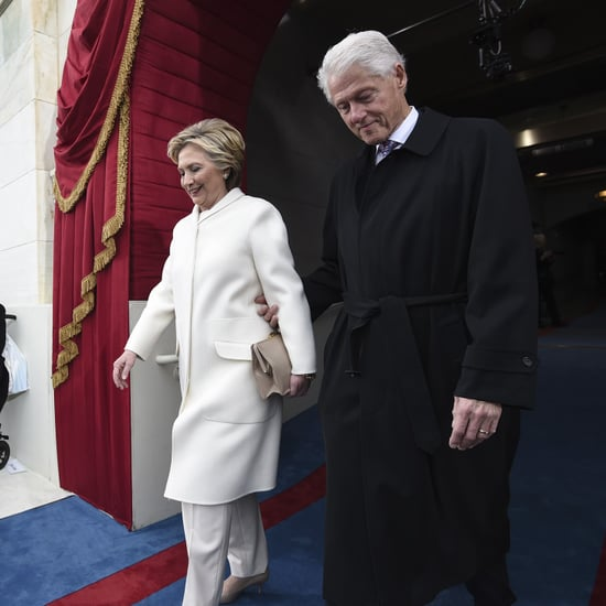 Hillary Clinton's White Pantsuit (Video)