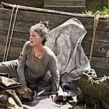 Melissa McBride as Carol Peletier.