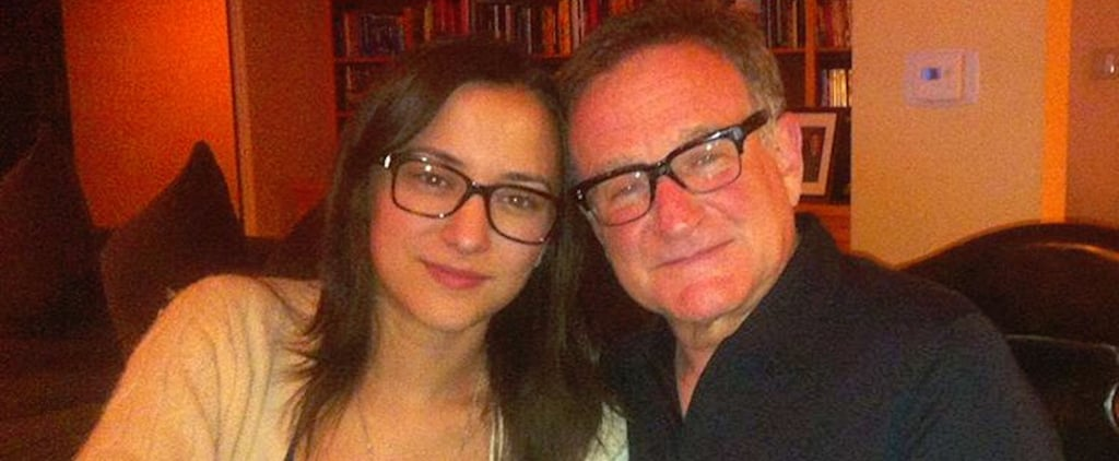 Zelda Williams Instagram Tribute For Robin's Birthday 2018
