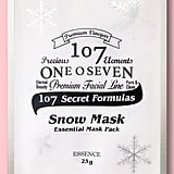 One O Seven Snow Sheet Mask