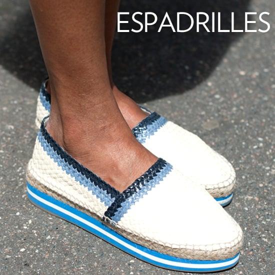 Espadrilles