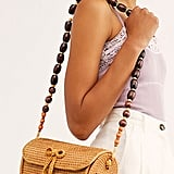 Helena Beaded Crossbody