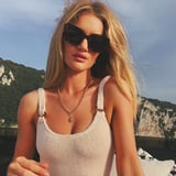Rosie Huntington-Whiteley's Nude Swimsuit Is So Flattering, It Crashed the Brand's Site