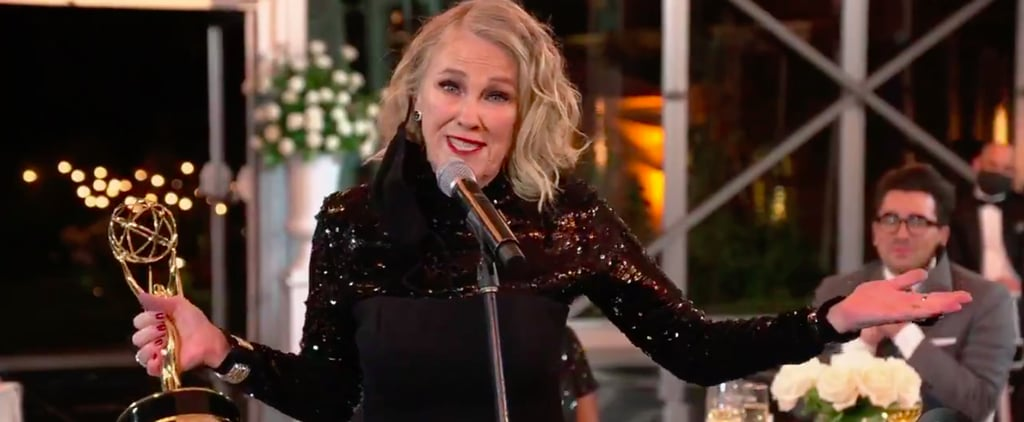 Catherine O'Hara's 2020 Emmys Acceptance Speech | Video