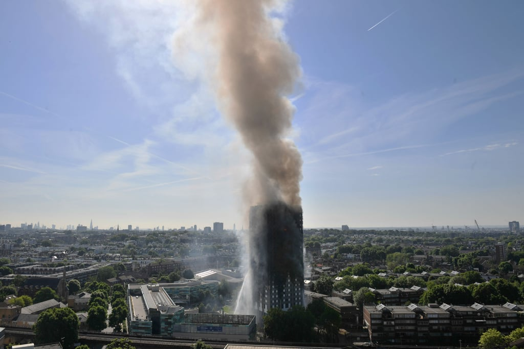 Everything We Know About the London Fire Tragedy So Far