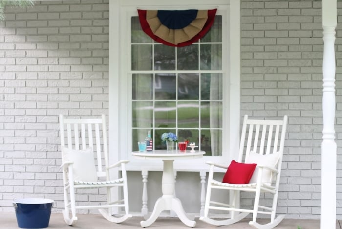 Easy Fourth of July DIY Decor
