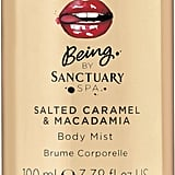 Being Salted Caramel & Macadamia Body Mist