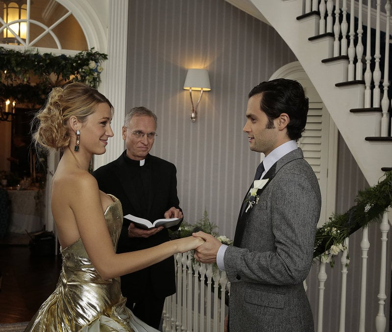 Serena\'s Intricate Wedding Style | Blair Waldorf and Serena Van Der ...