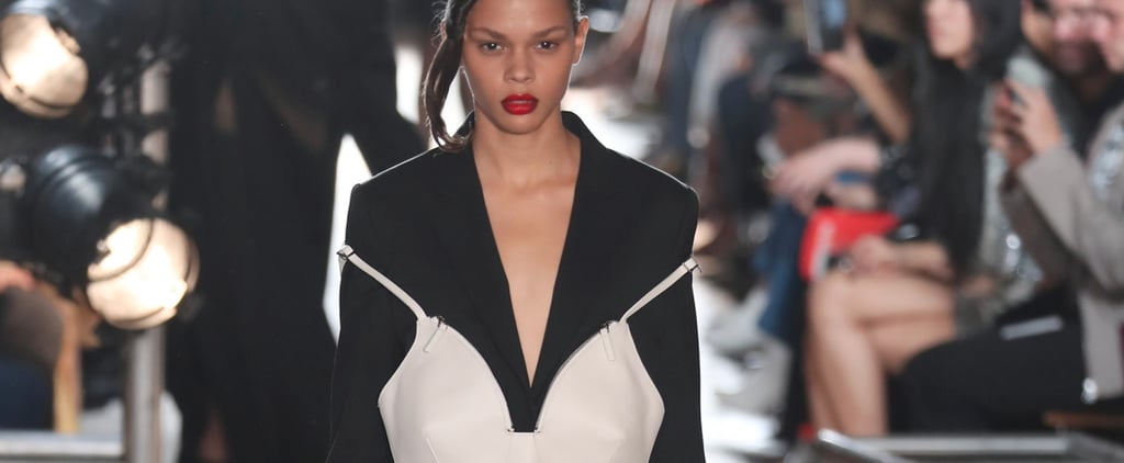 Helmut Lang Debuted a Bra Top — and Twitter Had a Lot to Say About It