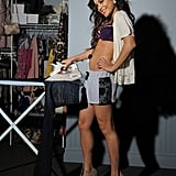 Vanessa Hudgens Dons Just Underwear For a Skimpy Candie's Campaign!