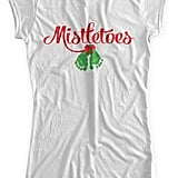 Mistletoes Pregnancy Shirt