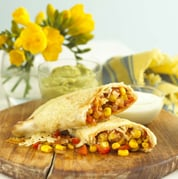 Annabel Karmel's Corn Quesadilla