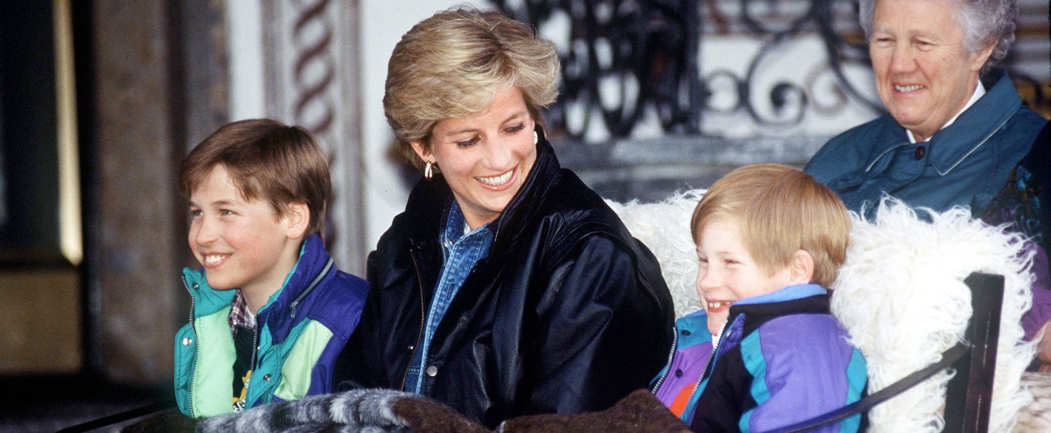 Princess Diana's Most Inspiring Mom Moments