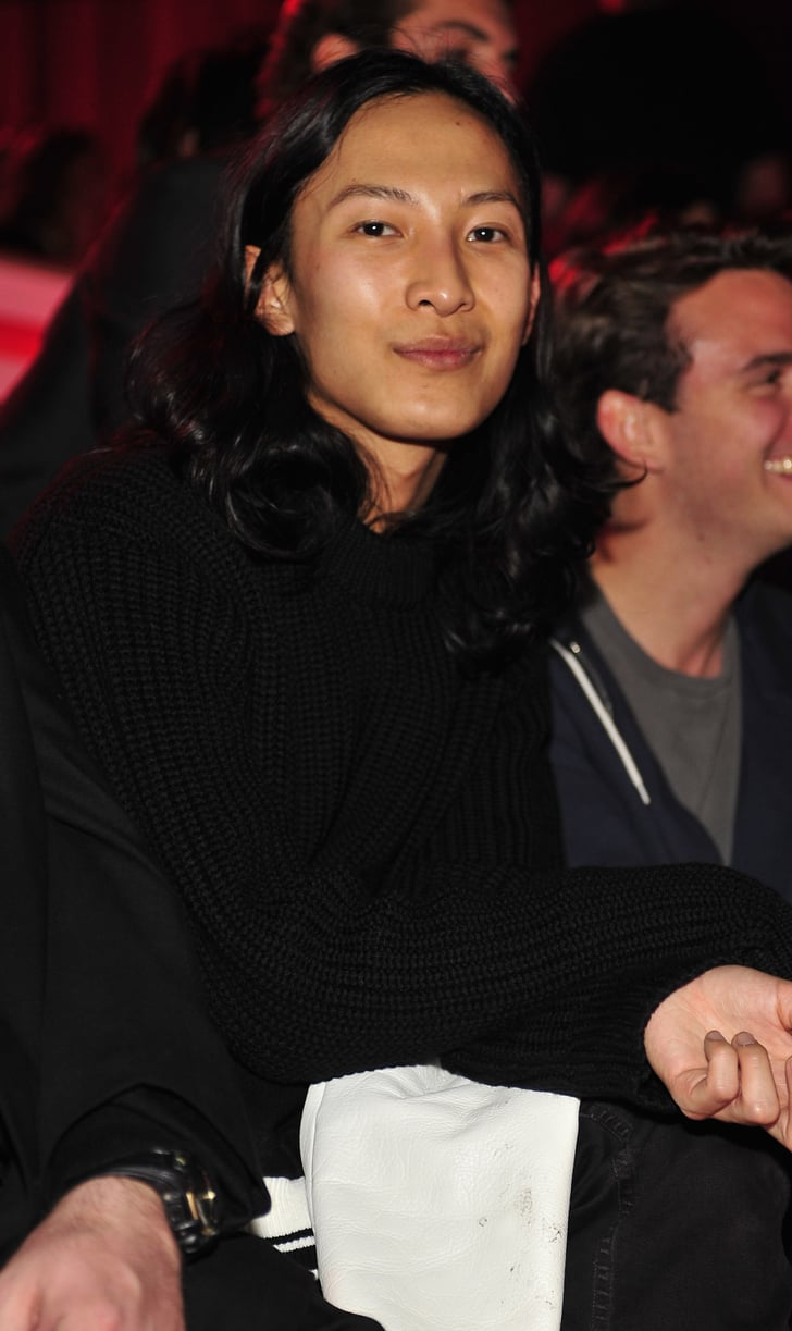 Alexander Wang attended the 2010 show with some fellow ...