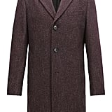 Slim-Fit Coat