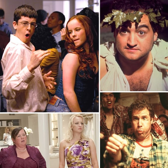 Best Party Movie Characters