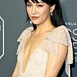 Constance Wu Beauty at 2019 Critics Choice Awards