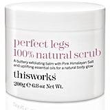 Thisworks Perfect Legs Natural Scrub