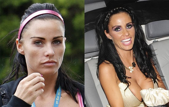 Photos Of Jordan a.k.a. Katie Price Without Wedding Ring