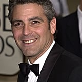 Then: George Clooney